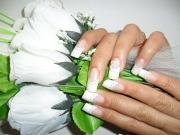 Acrilfiz Com decoração perolada (opção para noivas madrinhas e debutantes.